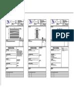 a2 Door and Window Schedule