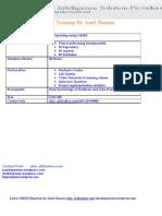 OBIEE Course Contents_v1
