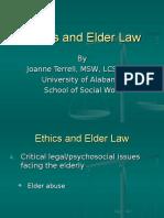 Ethics and Elder Law