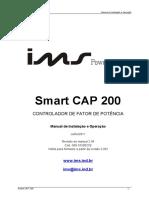 Smart Cap 200 Controlador de Fator de Potência. Manual de Instalação e Operação. Julho-2011