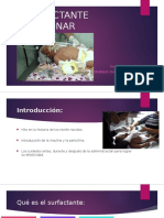 Surfactante Pulmonar.pptx Presen