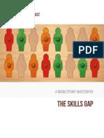 MarketPoint Whitepaper - The Skills Gap 2015 August