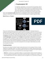 The Amazing King - Cryptanalysis 101.pdf