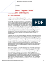_Ethnic Notions_ and _Tongues Untied_ by Chuck Kleinhans