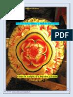 Carte Sculptura Fructe