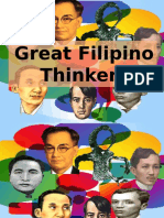 Philosophy Filipino Thinkers