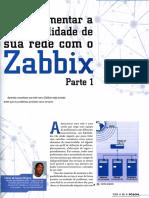 Revista PC&CIA 86 - Como Aumentar a Disponibilidade de Sua Rede Com Zabbix - 001