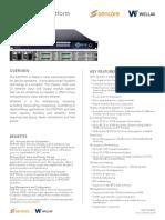 Datasheet DMP900