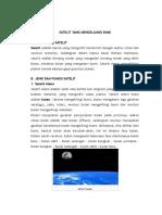 Satelit Yang Mengelilingi Bumi