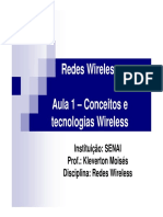 Slides - Redes Wireless