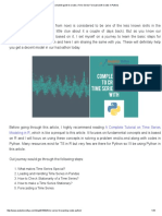 Complete guide to create a Time Series Forecast (with Codes in Python).pdf