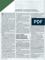 Heimat (Safet Babic) - Der Spiegel 36/2015