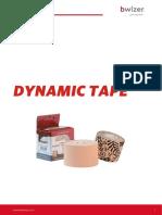 Dynamic Tape - E-book