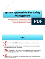 System Approach in Fire Safety Management - Prof. Dr. Ismail Bahari.pdf