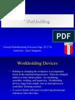 Work Holding