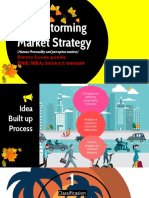 MARKET STRATEGY AS PER PERSONALITY AND PERCEPTION