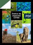 Índice de Especies CITES 2014-10-22 17-34