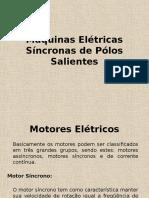 Maquinas Elétricas de Polos Salientes