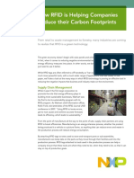 Carbon Footprint White Paper