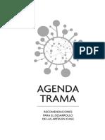 Agenda Trama - Recomendaciones Para El Desarrollo de Las Artes en Chile