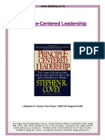 Principle Centered Leadrship Stephen Covey.pdf