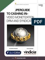 Video Monetization DRM