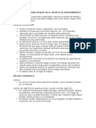 Normas de Trabajo Seguro en El Servicio de Mantenimiento