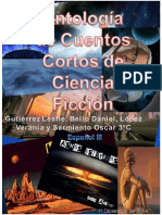Antologia de Cuentos Cortos de Ciencia Ficcion