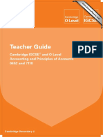 0452 7110 Accounting Teacher Guide 2012
