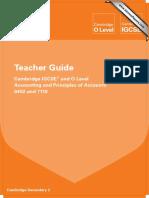 0452 7110 Accounting Teacher Guide 2012