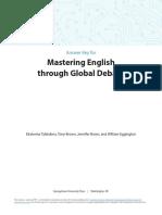 MLDG English