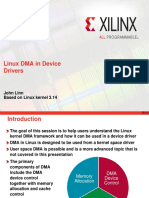 Xilinx-drivers-session4_Linux DMA in Device Drivers-4public