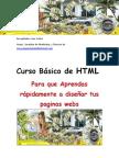 Curso Basico de HTML