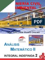 Integrales 2 - Integración por Sustitución e Integración por Partes. (2).pptx