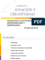 UNIDAD 3 Creatividad