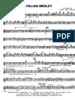 Italian Medley sax quartet