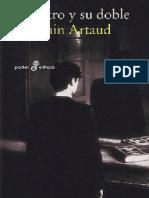 A. Artaud. El Teatro y Su Doble
