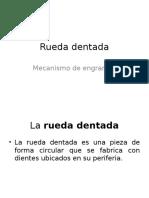 Rueda Dentada y Engranaje