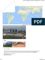 Ásia - Google Maps