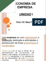 Unidad 1 Presentacion