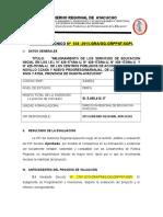 Informe de Viabilidad Pip