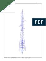 transmission tower Sap 2000