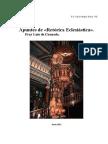 Apuntes de Retórica Eclesiástica