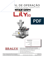 Manual Maquina de Coxinha - Lily 2011 (1)