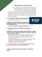 Balotario 3 Medicina Legal