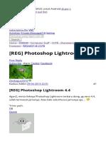 Reg Photoshop Lightroom 44