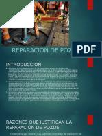 Reparacion de Pozos Presentaciom