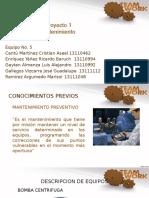 Ficha de Mantenimiento Preventivo