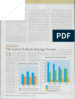 The Latest eBook Buying Trends