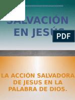 Salvación en Jesús